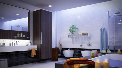 Big Bathrooms Ideas by How To Decorate A Large Bathroom For Better Function And