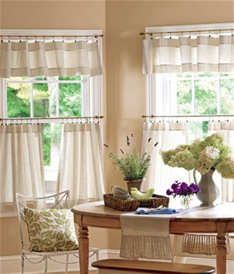 ideas for country kitchen curtains creative home designer