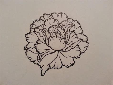 22 best flower outline tattoo images on pinterest flower