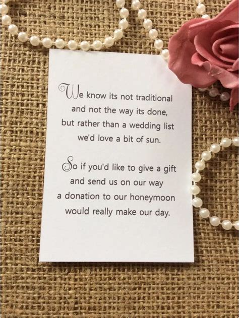 how to make wedding cards at home best 25 wedding gift poem ideas on