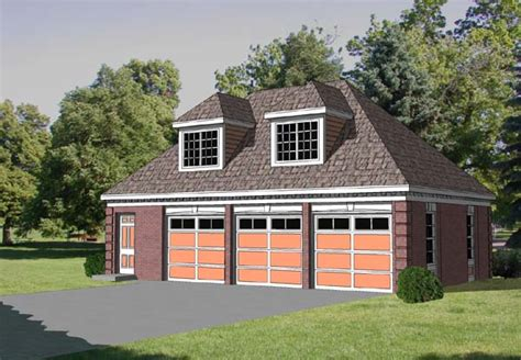 garage plans with living quarters 2350