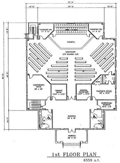 small church floor plans small church building plans studio design gallery best design church project