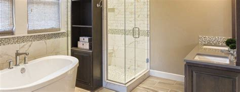 how to install a bathroom shower how to install a shower in a bathroom trustedpros