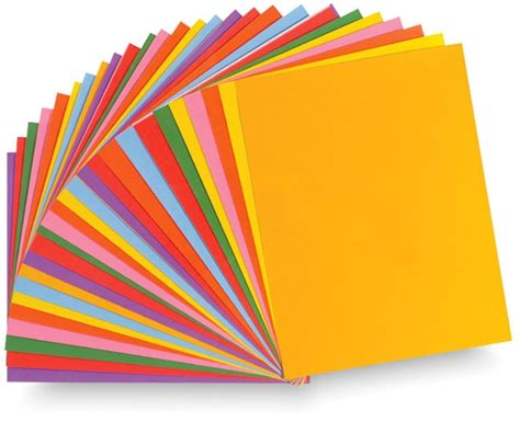types of craft paper paper types explained