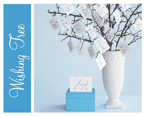 tree for baby delightful endeavors shabby chic baby shower