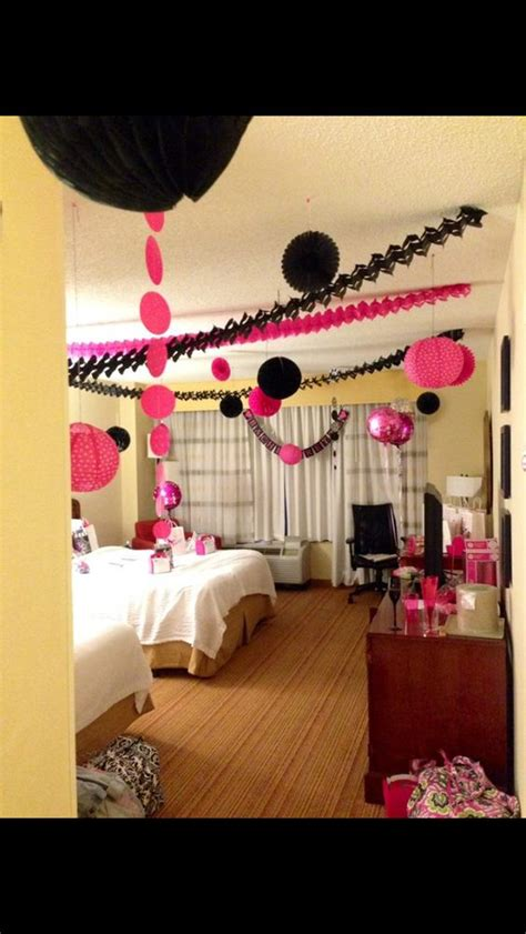 decorating my room for decorate a hotel room for your bachelorette what