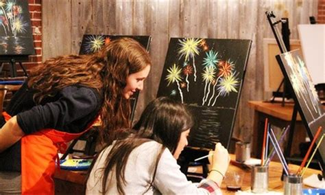 muse paintbar garden city promo code painting experience muse paintbar groupon