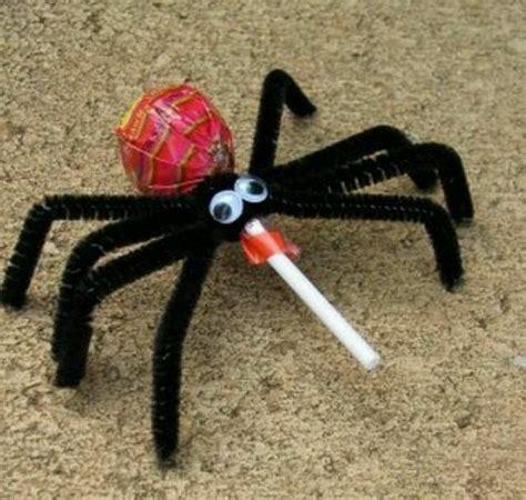 spider craft for spider pop craft