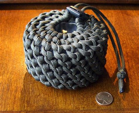 paracord craft projects make a custom paracord pouch with genuine gi 550 paracord