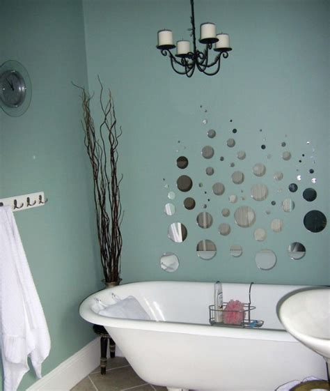 decorating ideas for bathroom mirrors top 10 bathroom decorating ideas on a budget with pictures