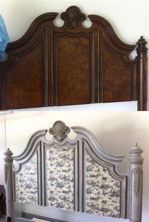 decoupage bed best 25 headboard redo ideas on refurbished