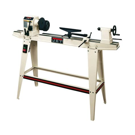 jet woodworking lathe jet 12 in x 36 in variable speed woodworking lathe with