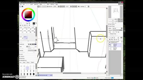 paint tool sai 2 2015 fast demo of paint tool sai 2