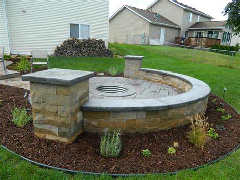 cool firepit cool firepits cool idea for a pit backyard ideas