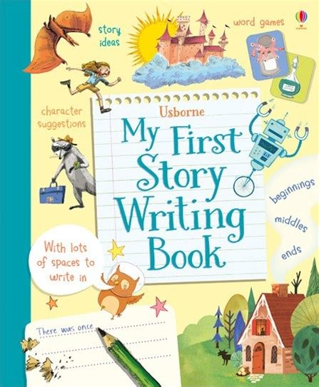 picture book story creative writing help your child write their own story