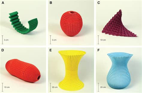 basic origami shapes simple origami fold may hold the key to designing pop up