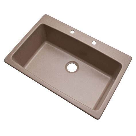 kitchen sinks composite blanco dual mount granite composite 33 in 1