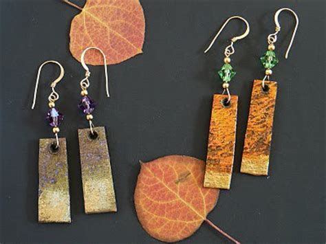 How To Make Paper Mache Earrings
