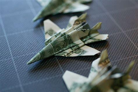 origami f 18 dollar origami f 18 take 2