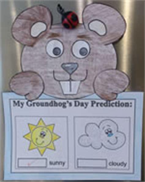groundhog crafts for groundhog s day crafts
