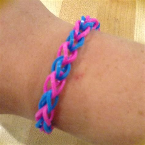 make rubber band jewelry how to make a regular rubber band bracelet