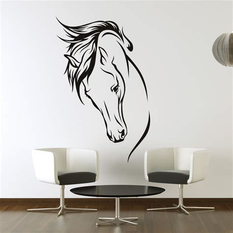 wall stickers au horses wall stickers wall decal transfers ebay