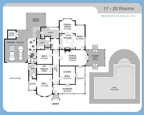 real floor plans real estate floor plans