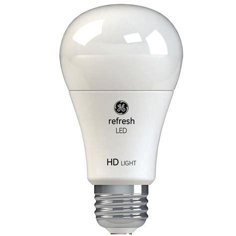 ge lights led ge 60w equivalent daylight 5 000k high definition a19
