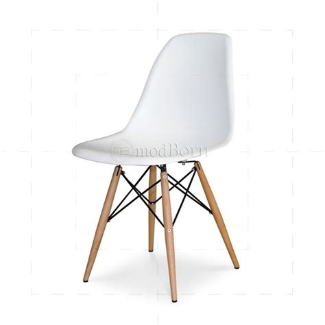 eames chair white eames style dining dsw chair white