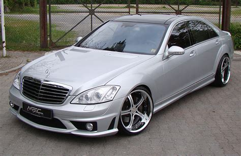 2010 S550 Mercedes by New Mercedes S550 Tuned 2010