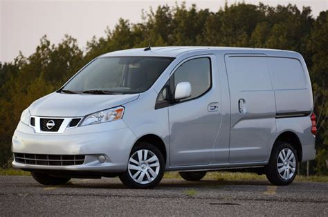 Nissan Nv Review by Nissan Nv Prices Reviews And New Model Information Autoblog