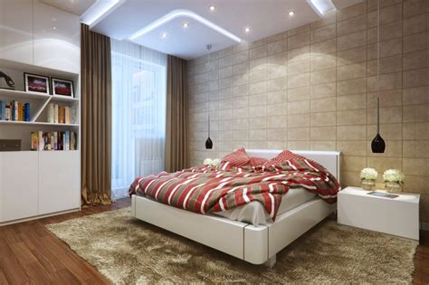 hanging lights for bedroom small bedrooms use space in a big way
