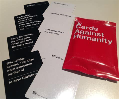 how to make cards against humanity cards against humanity packs personalized