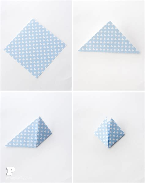 easy origami bowl easy origami bowls pysselbolaget easy crafts