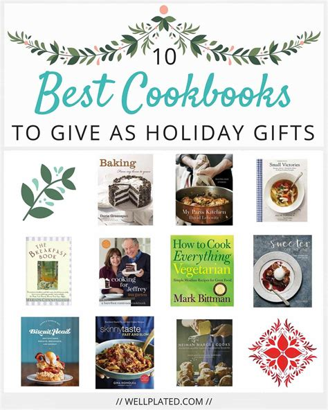 best gifts to give for 10 best cookbooks to give as gifts