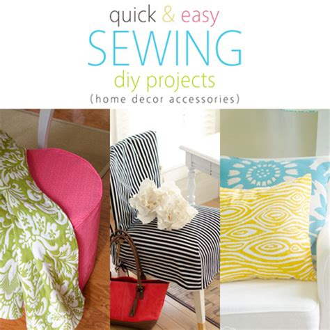 home decor sewing blogs and easy sewing diy projects home decor accessories