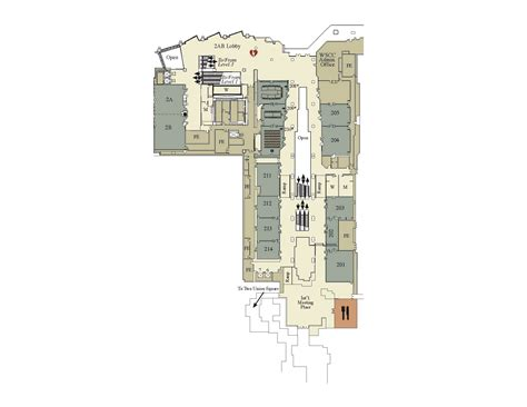 washington convention center floor plan wscc level 2 visit seattle