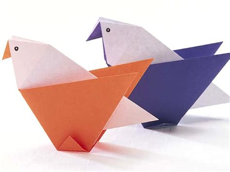 foldable paper crafts design patterns