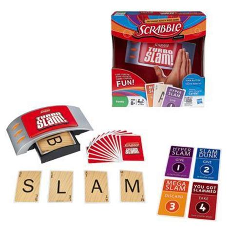 is wiz a scrabble word scrabble turbo slam review