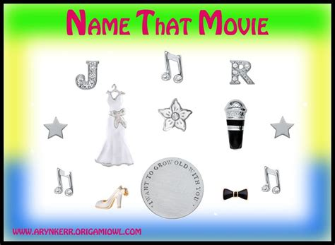 origami owl website name ideas 1000 images about name that tv show on the