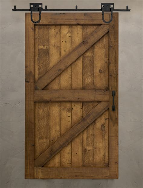 barn front door frame panel reclaimed barn doors