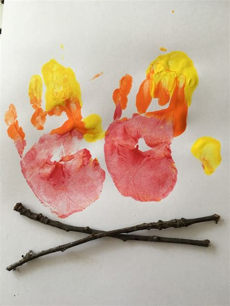 bonfire crafts for bonfire print treading on lego