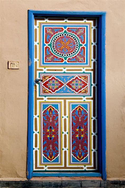cool door cool ways to paint doors slideshow
