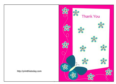 printable card websites for free search results for free thank you cards to rpint