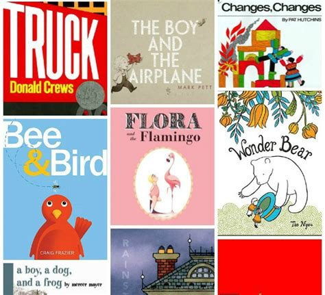wordless picture books for 15 wonderful wordless picture books