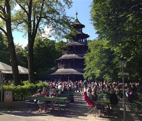 Englische Garten München Parkplatz by Top 5 Bierg 228 Rten Exklusiv M 252 Nchen Szene Society