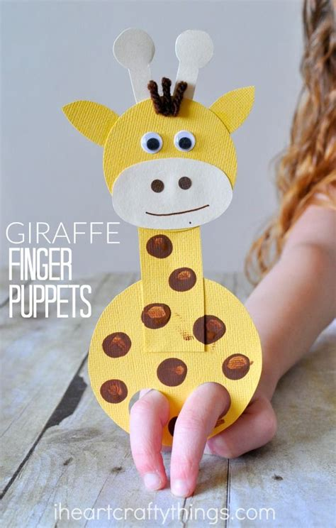 crafts for to make for best 25 giraffe crafts ideas on diy nails