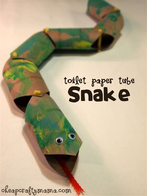 paper snake craft craftaholics anonymous 174 toilet paper roll crafts
