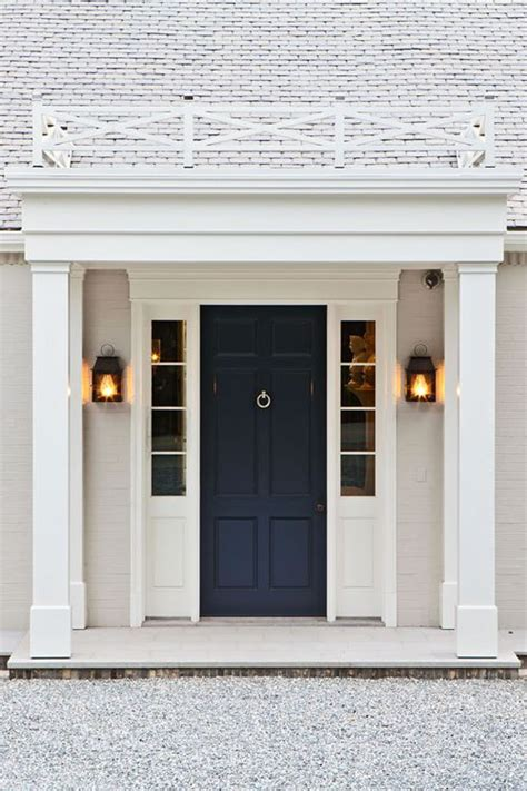 navy blue front doors best 25 navy front doors ideas on blue front