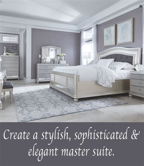 master bedroom suite furniture make a stylish statement in your master suite with our